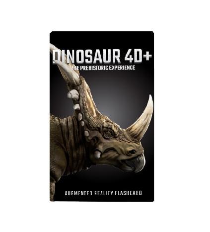 dinosaur 4d serial number lost