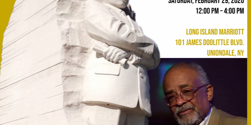 35th Annual Dr. Martin Luther King Jr. Black History Month  Commemorative Awards Luncheon