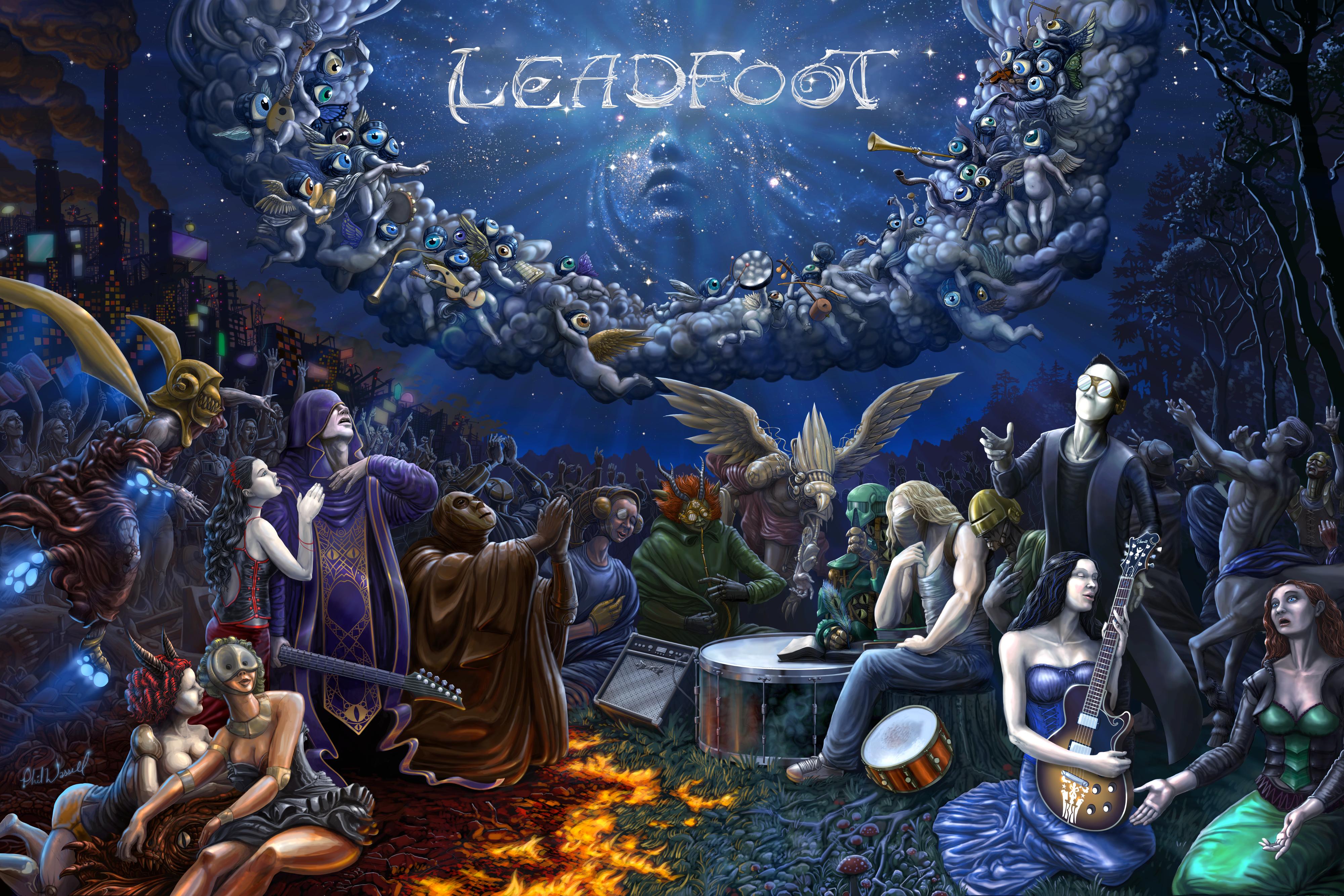 LeadFoot
