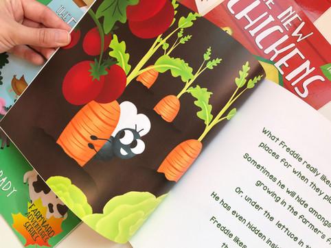 Little Friends Children's Book