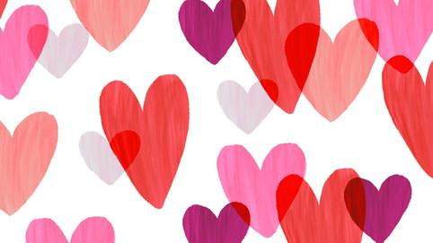 Heart Pattern Design