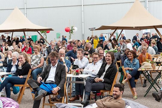 KWIK events zakelijk evenement Gemeente Leiden
