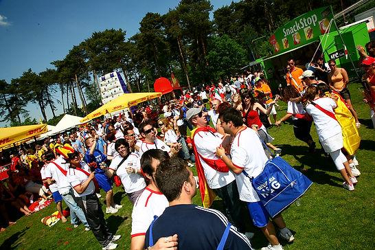 KWIK Events zakelijk evenement DHL