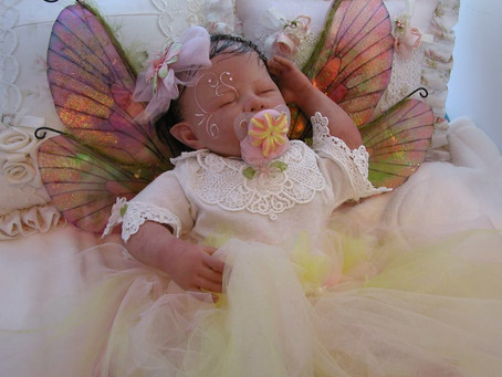 Adopted Fairy Babies and Blythes