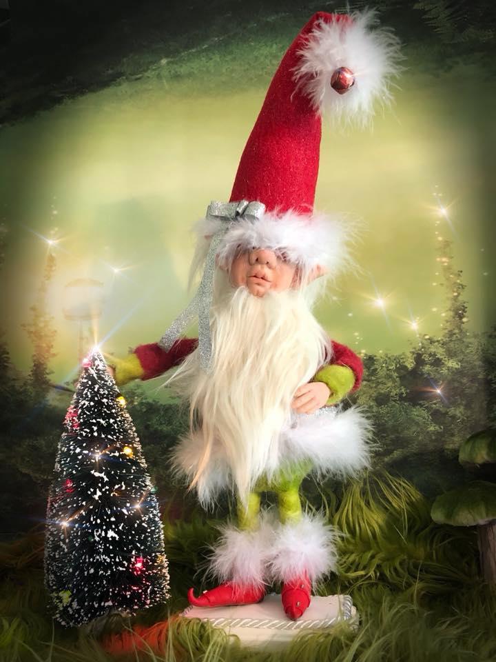 Santa Tomte Elf