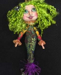 Earth Element Spirit Doll