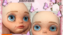 New Art Dolls and Etsy Sale