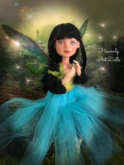 OOAK Fairy Doll