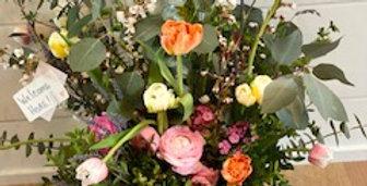 Full Garden Blooms