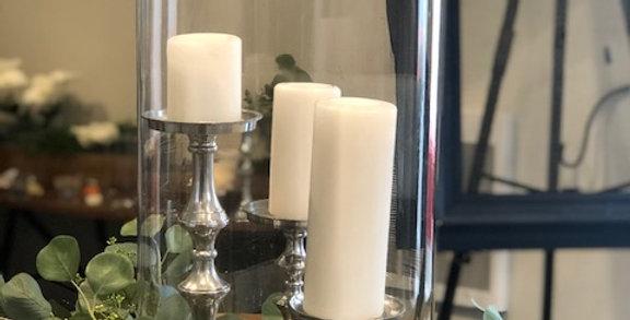 RENTAL:XL Glass Cylinder