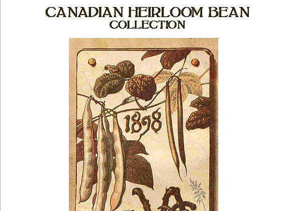 Canadian Heirloom Bean Collection