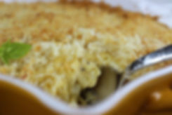 Christina Fogal Mac & Cheese Casserole w