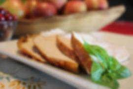 Christina Fogal Dry Brine Sliced Turkey