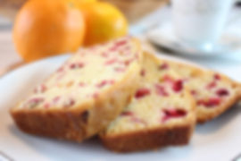 Christina Fogal Cranberry Bread Slices.J