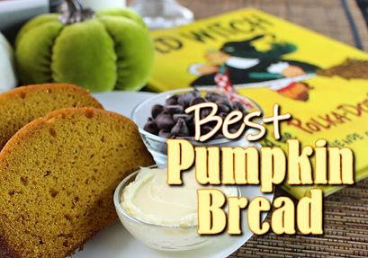Christina Fogal Pumpkin Bread YouTube Co
