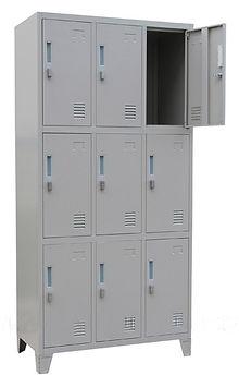Lockers Bolseros Ampliados