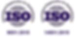 Certificado normas ISO calidad