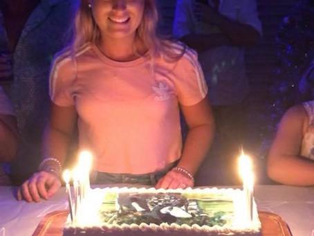 Happy 18th Birthday Lindsey!!