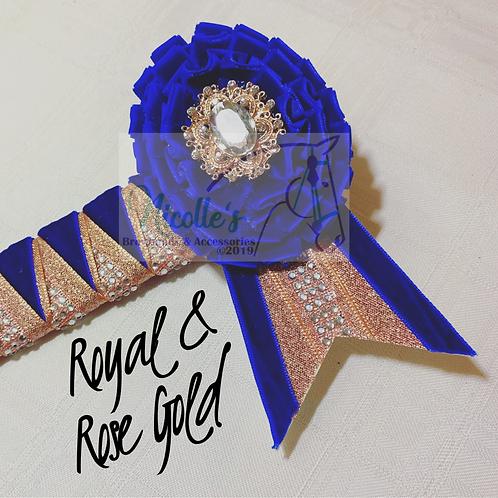 Royal & Rose Gold