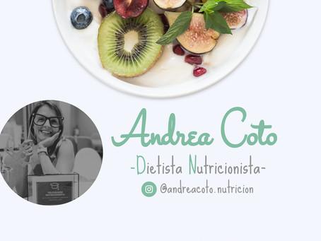 Ideas de meriendas saludables para peques, por Andrea Coto