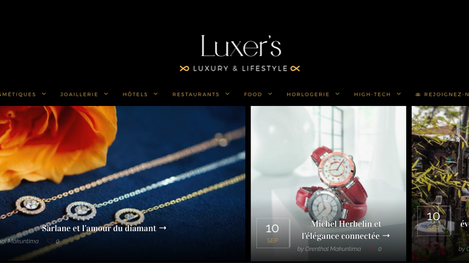 Sarlane sur Luxers.fr  http://www.luxers.fr/sarlane-lamour-diamant/