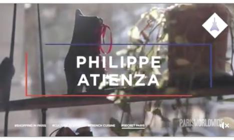 Philippe Atienza dans Paris Worldwide