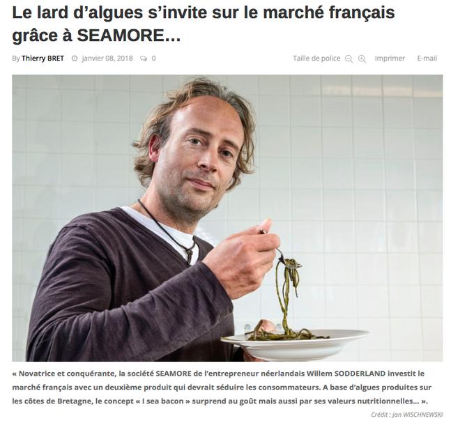 Seamore et I sea bacon dans https://www.presse-evasion.fr/index.php/component/k2/18-agro-alimentaire