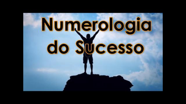 Curso Numerologia do Sucesso