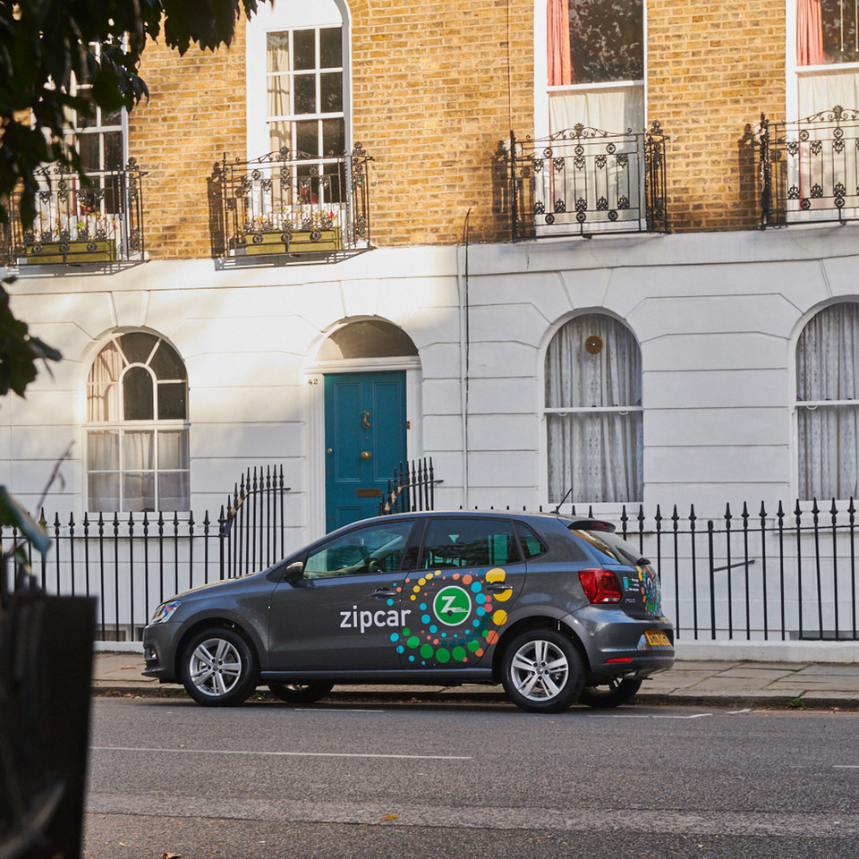 Building the Zipcar brand around the globe