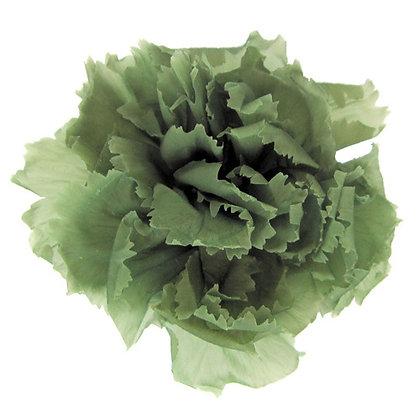 INNCVSM-15-25 Green Tea - Mini Carnation