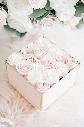 DIY Preserved Rose Parisienne in a box Workshop