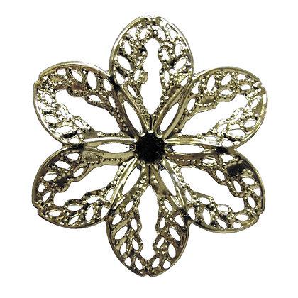 FLFH12-03 Magnet Holder Flower Shape Collection (Russian)