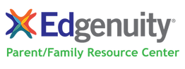 Edgenuity Logo - Parent Resource Center.