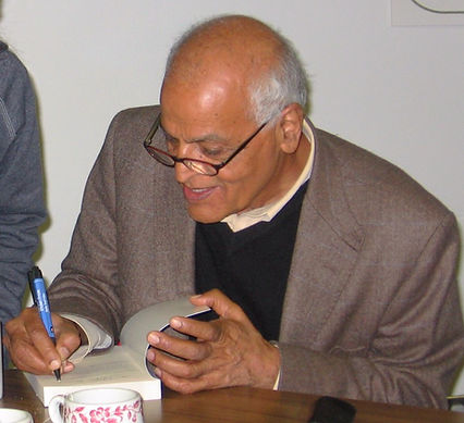 Satish Kumar Signing Books