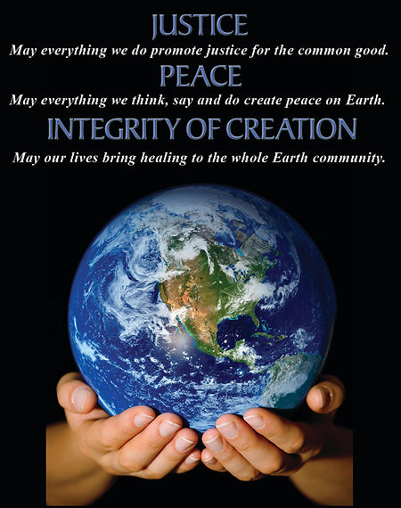 Justice, Peace and Integrity of Creation