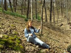 Debbie Newman Identifies Plants