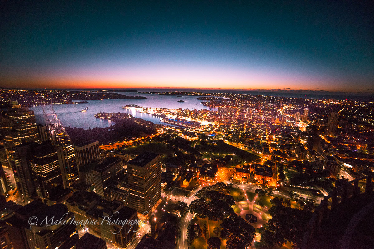 SydneySkyTowerView