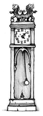 11 – Relógio de parede (pequeno) v2 (Med