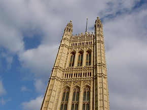Victoria Tower - Parliament House of Lor