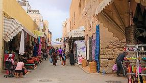 El Jadida mercado Rue Hachmi Bahbah 2 (L