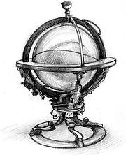 16 – Globo terrestre (pequeno) (Medium).