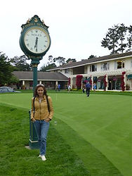 Mafalda Moutinho (Os Primos) no Pebble Beach Golf Links.jpg