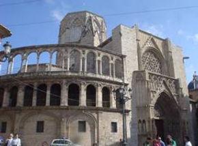 basilica de la virgen de los desamparado