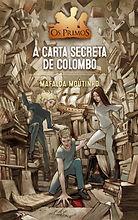 Os Primos - A Carta Secreta de Colombo16