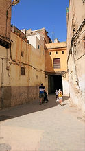 caminho até ao riad em Fez (Medium).JPG