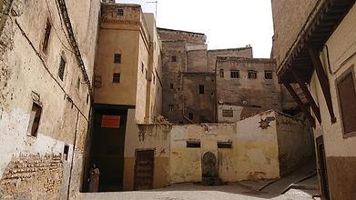 caminho até ao riad em Fez 3(Medium).JPG
