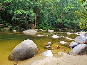 Rio e desfiladeiro de Mossman 1 (Medium)