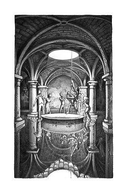14 - Cisterna Portuguesa de El Jadida  f