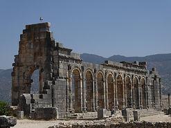 basilica Volubilis 7 (Medium).JPG