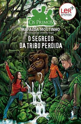 Os Primos - Mafalda Moutinho - O Segredo da Tribo PerdidaJPG